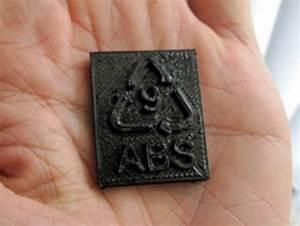 Comment Reconnaitre Plastique Abs : recycle symbol 9 abs plastic by rexosaurus thingiverse ~ Nature-et-papiers.com Idées de Décoration