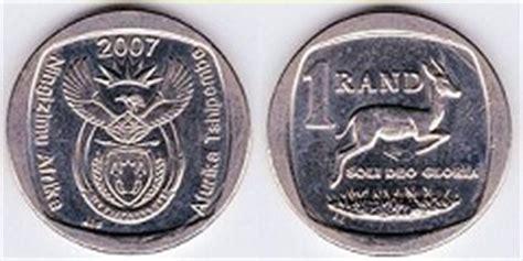 1 rand en euros la monnaie de l afrique du sud