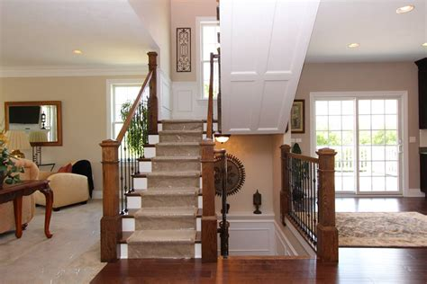 Home Stair : Stairs And Windows Gallery-pittsburgh Custom Home