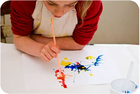 what can we do today painting picklebums 642   blowpainting Izzy picklebums