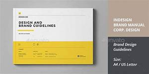 30 Painstaking Brand Manual Design Templates  U2013 Indesign