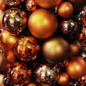 Welche Farbe Passt Zu Altrosa : weihnachtskugeln braun ~ Markanthonyermac.com Haus und Dekorationen