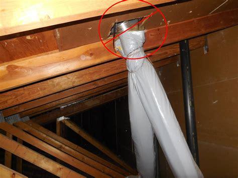 leaking   bathroom fan