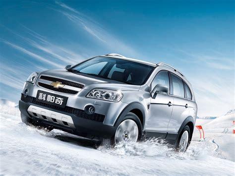 Chevrolet Captiva Wallpapers by Chevrolet Captiva On Snow Wallpaper 1600 215 1200 Chevrolet