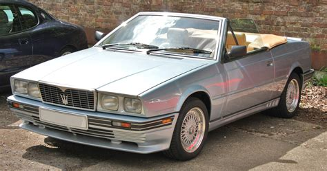 maserati biturbo maserati biturbo photos 12 on better parts ltd