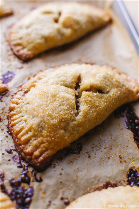 homemade apple hand pies fork knife swoon