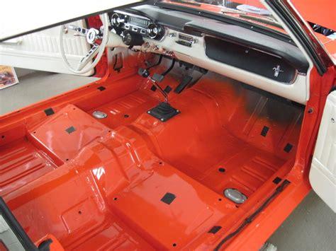 ford mustang convertible hipo restoration