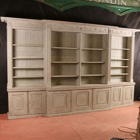 country bookcases antique bookcases uk antique painted bookcases