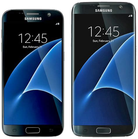 Samsung Galaxy S7 Wallpapers Leaked