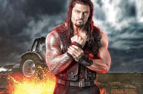 WWE Romen Reigns HD Wallpapers
