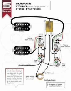 Epiphone Les Paul Pickup Wiring Diagram