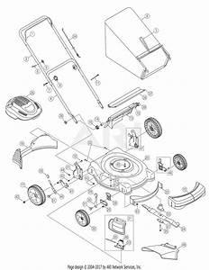 33 Yardman Lawn Mower Parts Diagram