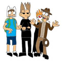 Monster Tom Eddsworld