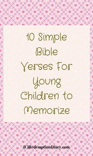 here are 10 simple bible verses for children to 920 | 83d037a58d214bb2bdc7c75730daa440