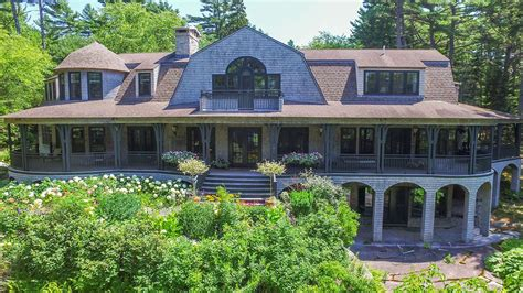 Northeast Harbor Luxury Real Estate For Sale Christie's