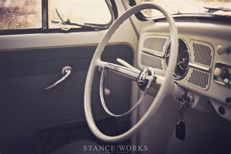 Vw-beetle-bug-steering-wheel-antique