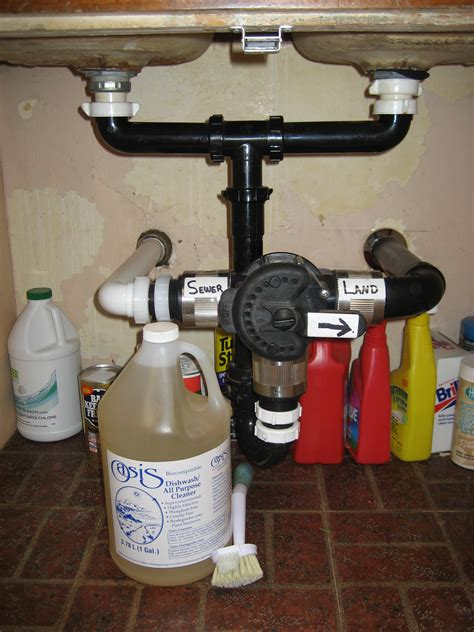 kitchen sink grey water dish water and bio sand filters grey water forum at permies 5819