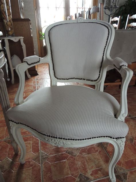 restauration fauteuil ancien le de les trouvailles de vero