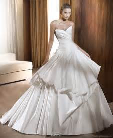 beautiful wedding gowns pronovias 2011 wedding dress collection beautiful bridal gowns wedding inspirasi