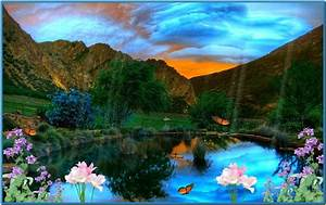 Animated nature screensavers windows 7 - Download free