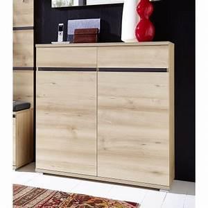 Meuble Chaussure 40 Paires : meuble chaussures d cor bois h tre 20 paires cbc meubles ~ Nature-et-papiers.com Idées de Décoration