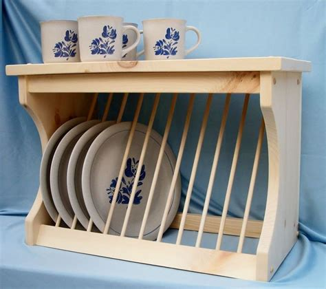 plate rack wood wooden wall mount  counter  wooden plate racks wooden plate rack plate