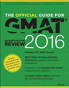The Official Guide For Gmat Review 2016 Pdf Free Download