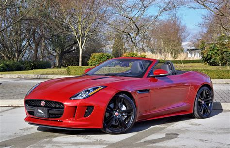 2017 Jaguar Ftype Convertible  The Car Magazine