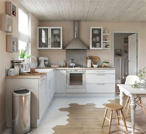 parquet dans la cuisine les 25 meilleures idées de la catégorie cuisine avec sol