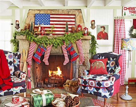 35 Christmas Mantel Decorations
