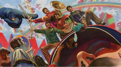 See Comic Book Artist Alex Ross' Official Beatles Artwork The Art Of Electronics Used Book School Quotes Kitap Programs Ranking Hamilton Math-terpieces Problem-solving Lesson Plans Nail Stickers White 3d Supplies