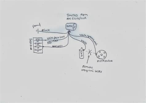 Vdo Tach Wiring Diagram by Vdo Tach Wiring Wiring Diagram Database