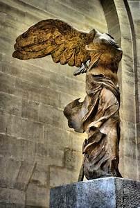 Winged Victory of Samothrace by dantordjman on DeviantArt