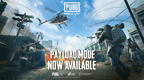 PUBG Mobile Lite v0.17.0 update adds Payload Mode, map ...
