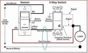 3 Way Sensor Switch Wiring