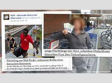 FakeNews bei Facebook Hetze gegen Flüchtlinge mit