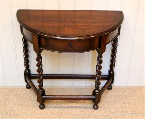 table cuisine demi lune oak demi lune table antiques atlas
