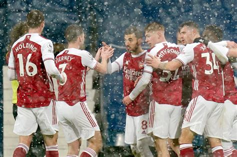 Kieran tierney was taken to hospital after losing teeth in the scottish cup final only to race back in time for the scottish cup final. West Brom 0-4 Arsenal: Resurgent Gunners cruise to third ...