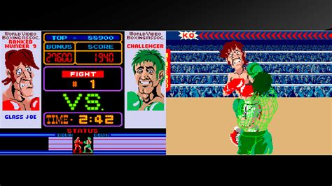 Arcade Archives Punch Out For Nintendo Switch Nintendo