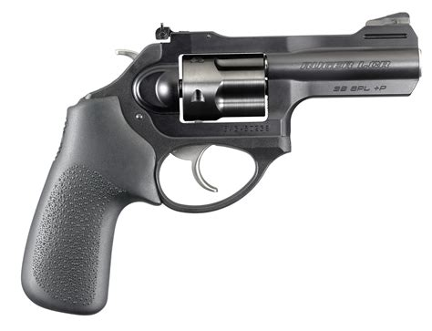 Ruger Lcrx Double-action Revolver With 3-inch Barrel