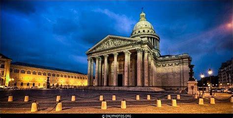 hdr pantheon paris  lire