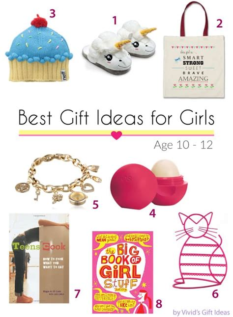 best gifts for girls aged 10 gift ideas for 10 12 years tween s
