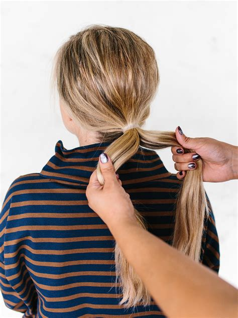 How To Hair by Hair Tutorial The Hair Scarf Two Ways The Effortless