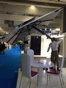 Parasol Grande Taille : grand parasol poggesi m t d port pivotant o 39 connel ~ Melissatoandfro.com Idées de Décoration