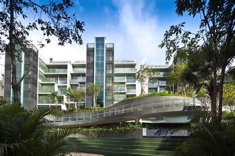 duchess residences singapore housing  architect