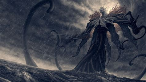 Kraken, Fantasy Art Wallpapers Hd / Desktop And Mobile