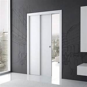 Porte à Galandage Prix : prix porte coulissante pas cher ~ Premium-room.com Idées de Décoration