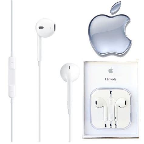 earpods iphone original apple earpods earphones with remote mic ipod