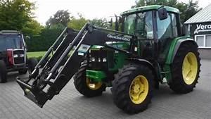 Tractor John Deere 6200  Mercyl Com