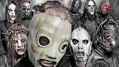 Slipknot Halloween Masks 2015 by The Definitive History Of Every Slipknot Mask Metal Hammer